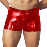 Male Power Liquid Ruby Wet Look Pouch - Medium
